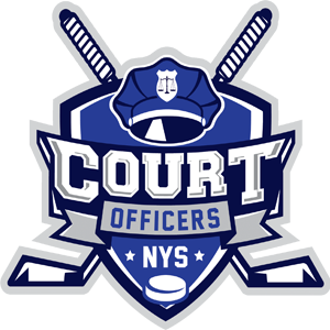 NYS Court Officers Hockey Custom Shirts & Apparel